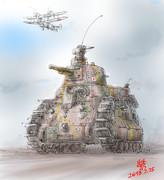 陸戦型MSガンタンク6 RX-89「ハゴー」