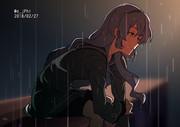 〈ワンドロ | 病ま雲〉
