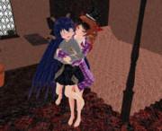 女苑お姉さんとロリ紫苑ちゃん