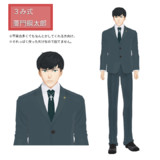 3み式亜門鋼太郎モデル配布(コミュ配布)