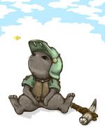 【モンハン】狩りの合間の休息