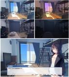 背景素材「普通の部屋」