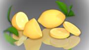 檸檬(レモン)【MMDアクセサリ配布】