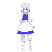 【妖々夢】レティ・ホワイトロック