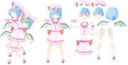 デジタルリマスター版パーツ分けHSK姉貴Cタイプ