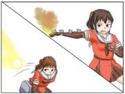 小説20巻目の挿絵4枚目