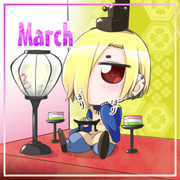 3月のまんじゅう