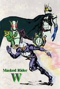 Masked Rider W