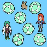 二十・十二面体