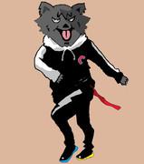 *** D'n'B step / practice.wolf ***