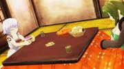 【Fate/MMD】お雛様はないけれど、娘の笑顔は花の様。