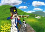 フランス戦列歩兵ちゃん