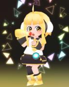 【モデル配布】卵音マヨ【UTAU】