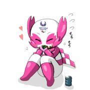 パラリンピックマスコット
