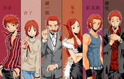 赤毛クラブの人々(メンバー編)