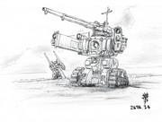 長距離戦闘型MS「モンスターボール」