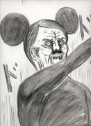 総統閣下と夢の国のネズミを融合させてみた。