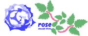 青い薔薇 02 ※マグカップ仕様・おむ07954
