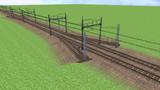 RailSim 変わったエアセクション
