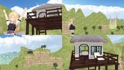 普通の魔法使い魔理沙姉さん#05「魔理沙の家(その2)」