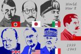 【模写】7大国指導者