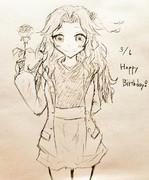 かんなちゃん誕生日おめでとう!
