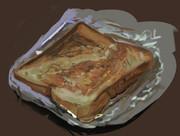 自販機のトースト