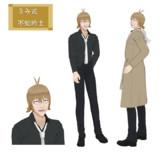 3み式不知吟士モデル配布(コミュ配布)