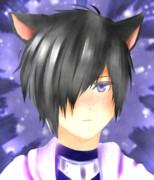 黒猫耳リオン