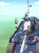 継続高校の戦車