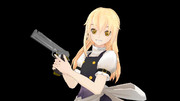 普通の魔法使い魔理沙姉さん#09「魔理沙式魔法道具、拳銃型八卦炉」