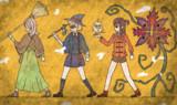 【壁画】アルクトゥルスの森