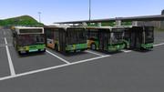 都営バスの海外勢4車種 OMSI 2
