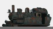 落書き Cタンク