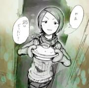 あいさんと鍋(東郷あい)