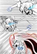 E-7 ゲージ#1 突破- SCREW YOU TANAKA