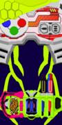 仮面ライダースナイプ Lv.2 シューティングゲーマー 神の恵みver