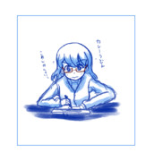 【ガルパン】カレーうどんちゃん