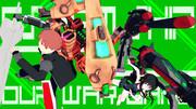 【GS艤装祭】ぼくらのウォーゲーム