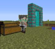 #Minecraft マルチで遊んできました