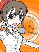 ゆっこ誕生日おめでとう!