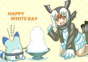 パフィンちゃんのホワイトデー