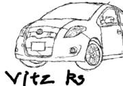 ヴィッツ RS