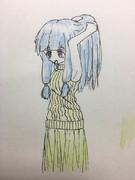 ノースリーブセーター葵