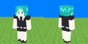 [Minecraft] フォス [スキン]