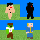 【Minecraftスキン】 スキンまとめ0315
