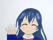 3月15日は園田海未ちゃんの誕生日