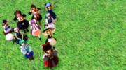 【第10回東方ニコ童祭カウントダウン】『自機経験組だョ! 全員集合 !! 』(東方MMD)