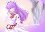 リク『真白の髪飾りをつけた依姫』より