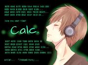 Calc./伊東歌詞太郎